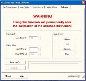 Software für Differenzdrucktransmitter FCO301