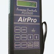 Tragbarer Druck und Strömungsmesser FCO520