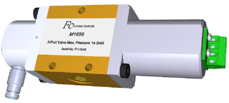 Pneumatisches Umschaltventil M1855